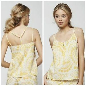 Anthropologie Lilka Cirrus Sweeper Floral Cami